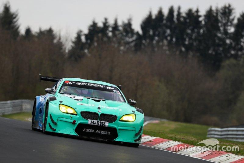 #3 Falken Motorsports (BMW M6 GT3: Peter Dumbreck, Jens Klingmann