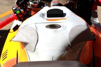 Топливный бак мотоцикла Хорхе Лоренсо, Repsol Honda Team