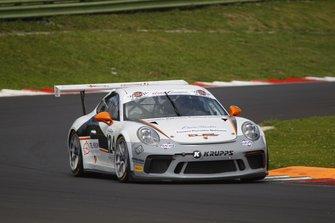 #124 Porsche 911 GT3-GT L, Duell Race: Sauto-Pisani