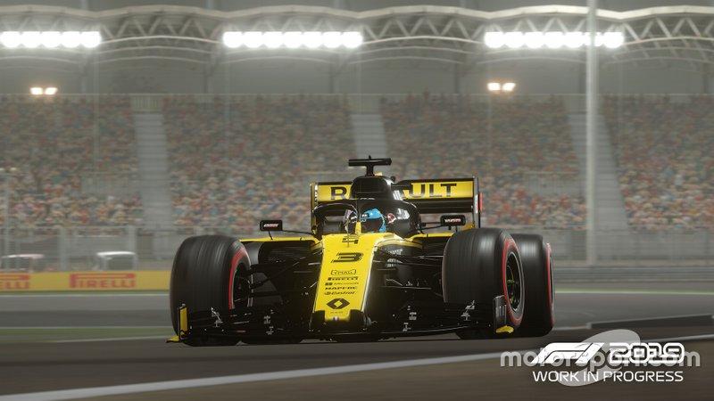 Renault en el 'F1 2019'