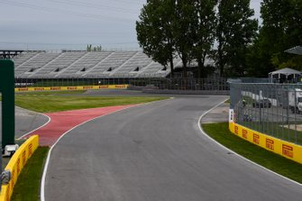 A general view of Turn 1