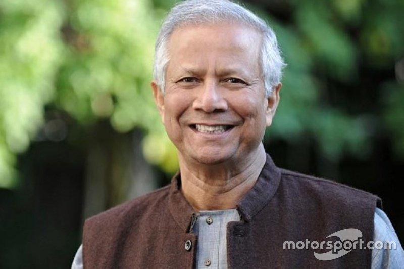 """Muhammad Yunus ganhou o Prêmio Nobel da Paz. Ele fundou um banco que pretendia acabar com a pobreza no mundo. Escreveu """"O banqueiro dos pobres"""""""