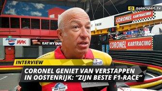 Tom Coronel analyse GP Oostenrijk met winst voor Max Verstappen