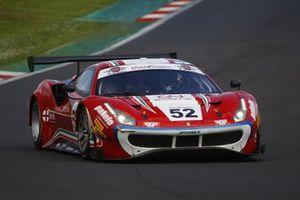 #51 Ferrari 488 GT3-GT3 PRO-AM, AF Corse: Fuoco-Hudspeth