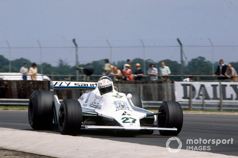 55: Alan Jones, Williams FW07 Ford