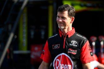 Christopher Bell, Joe Gibbs Racing, Toyota Supra Rheem Jason Radcliff