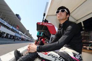 #25 Team Tsuchiya Toyota MC86: Takamitsu Matsui