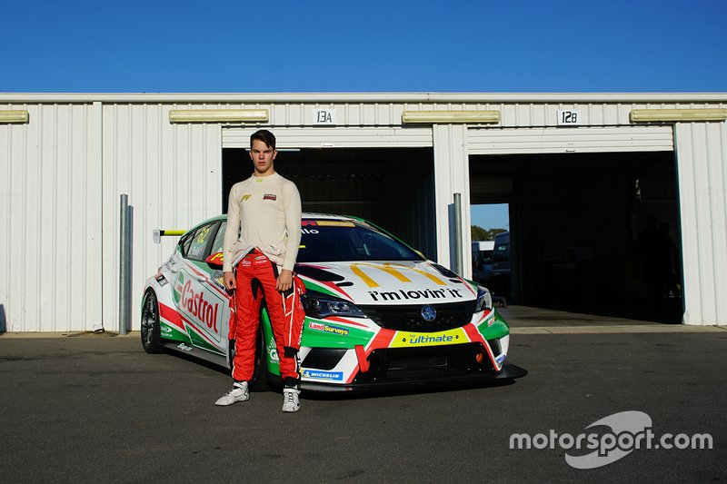 Alex Rullo, Kelly Racing