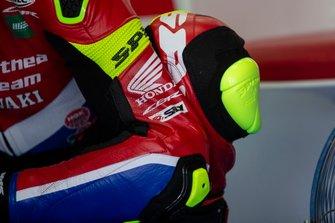Leon Camier, Honda WSBK Team leathers