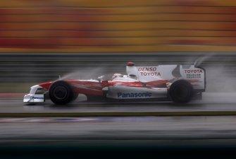 Jarno Trulli, Toyota TF109