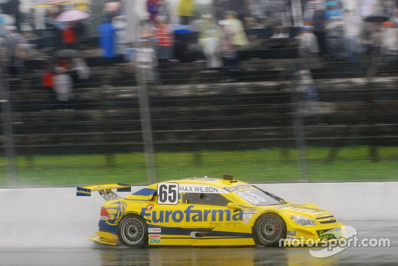 2010 - Max Wilson - Chevrolet Vectra