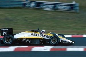 Francois Hesnault, Renault RE60
