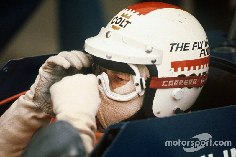 Leo Kinnunen, Surtees TS16 Ford