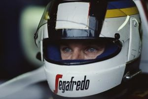 Стефан Юханссон, Toleman TG184 Hart