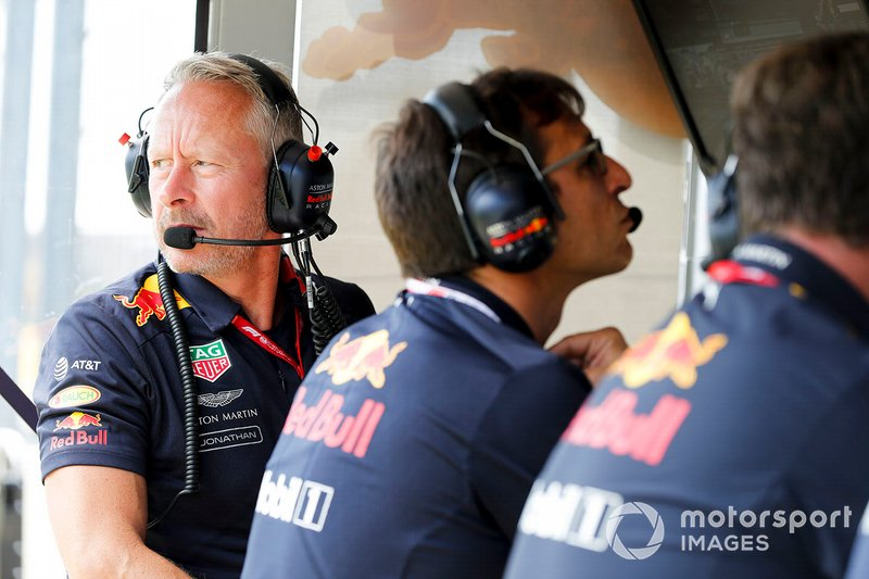 Jonathan Wheatley, Team Manager, Red Bull Racing