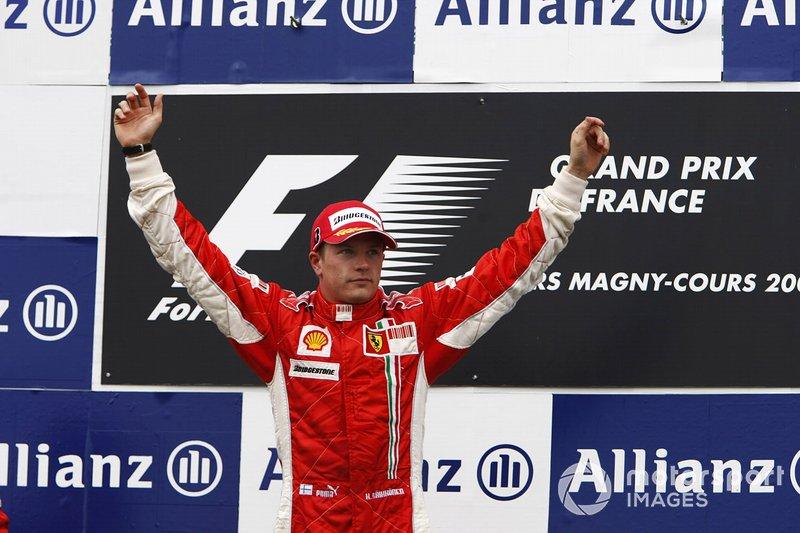 2007 год, Гран При Франции