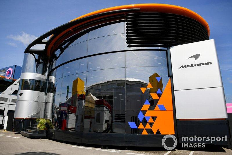 Motorhome de McLaren