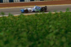 Gerhard Berger, Benetton B196 Renault