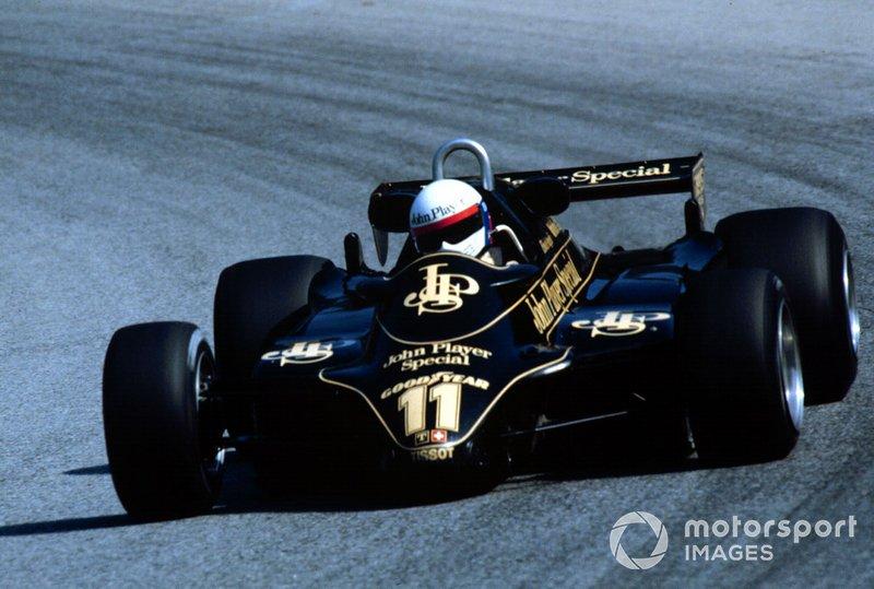 Elio de Angelis, Lotus 91
