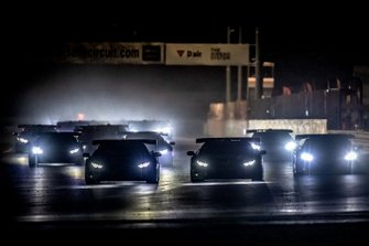 Start der Lamborghini Super Trofeo Europe 2019 in Misano