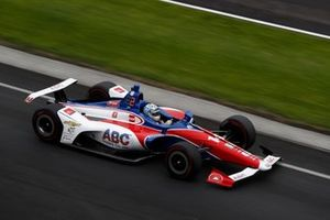 Tony Kanaan, A.J. Foyt Enterprises Chevrolet Phillip Abbott