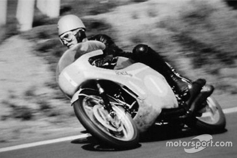 Jim Redman, primer ganador con Honda