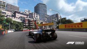 Скриншот игры F1 от Codemasters
