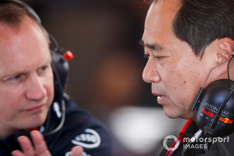 Toyoharu Tanabe, Direktur Teknis F1, Honda