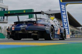 Автомобиль Porsche 911 RSR (№78) команды Dempsey-Proton Racing