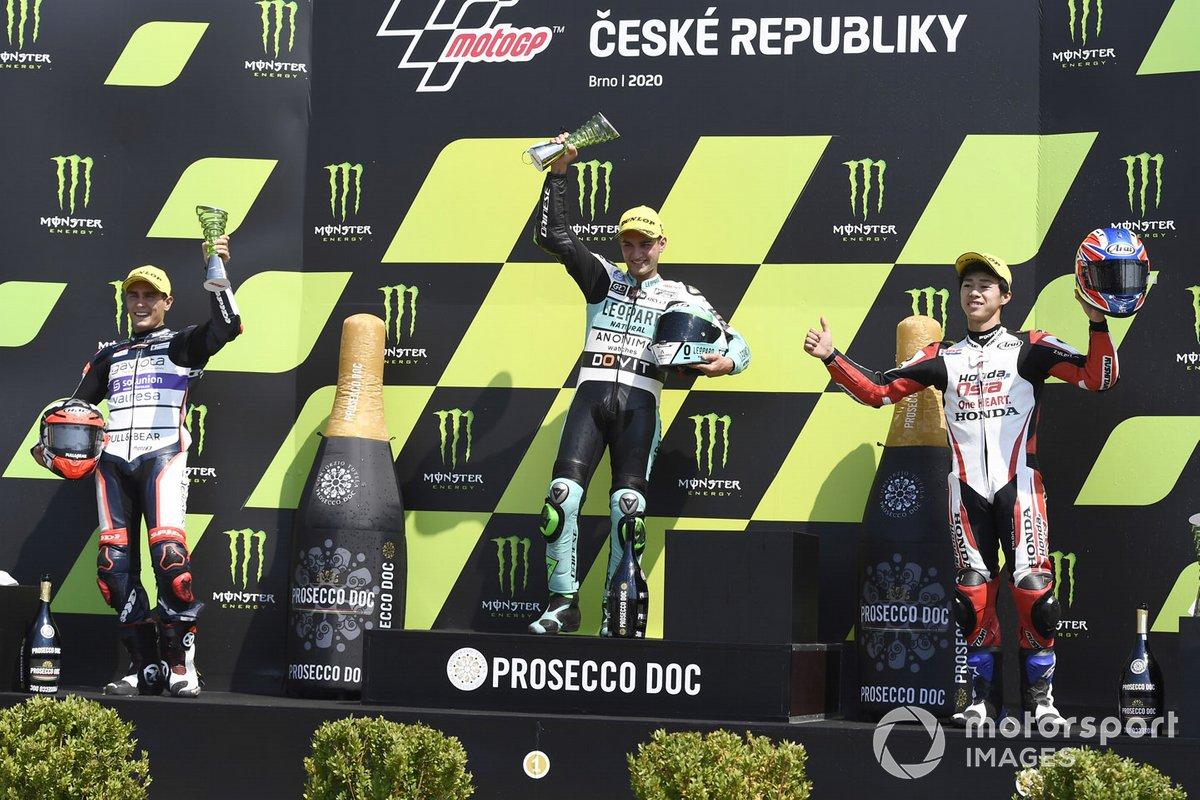 Albert Areans, Dennis Foggia, Leopard Racing, Ai Ogura, Honda Team Asia
