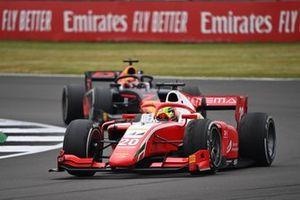 Mick Schumacher, Prema Racing et Yuki Tsunoda, Carlin