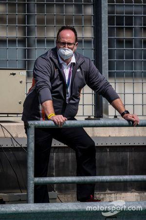 Thomas Baltes, Ingegnere di gara della Hankook