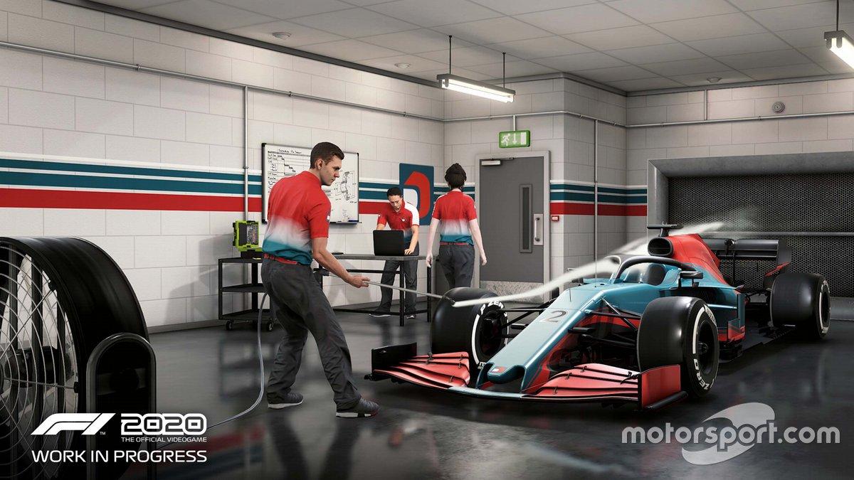 Imagen de Mi Equipo en F1 2020