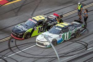 Yarış galibi Justin Haley, Kaulig Racing, Chevrolet Camaro