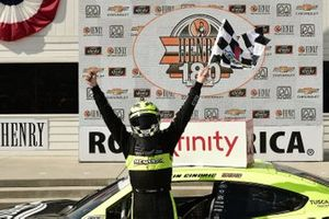Yarış galibi Austin Cindric, Team Penske, Ford Mustang