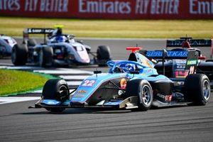 Matteo Nannini, Jenzer Motorsport and Enzo Fittipaldi, HWA Racelab