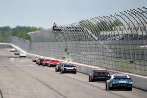 Jeffrey Earnhardt, JD Motorsports, Chevrolet Camaro EcoVrux