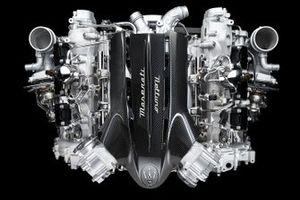 Maserati MC20, il nuovo motore V6