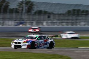 #96 Turner Motorsport BMW M6 GT3, GTD: Robby Foley III, Bill Auberlen