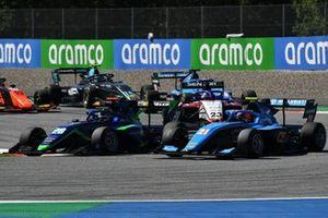 Cameron Das, Carlin, Federico Malvestiti, Jenzer Motorsport, Niko Kari, Charouz Racing System