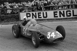 Cesare Perdisa, Stirling Moss, Maserati 250F