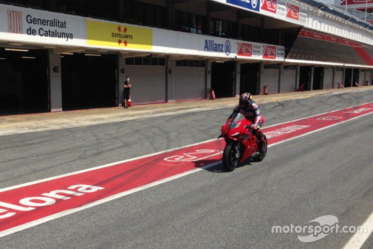 Johann Zarco, Avintia Racing con una Ducati Panigale V4