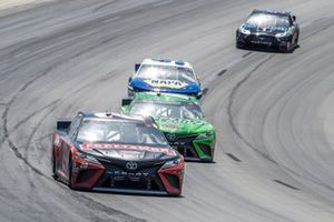 Erik Jones, Joe Gibbs Racing, Toyota Camry Craftsman, Kyle Busch, Joe Gibbs Racing, Toyota Camry Interstate Batteries