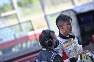 Aghakhani Steven, Lamborghini Huracan GT3 Evo #19, Vincenzo Sospiri Racing