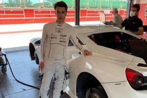 Matteo Greco, EasyRace, Ferrari 488 GT3