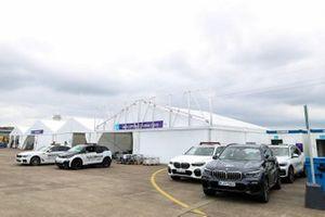 Des voitures BMW