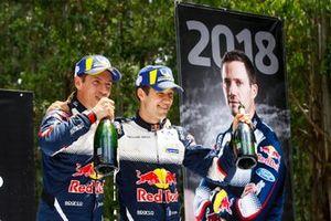 Rallye-Weltmeister 2018: Sébastien Ogier, Julien Ingrassia, M-Sport Ford