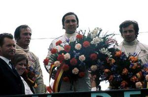 Podium: 1. Pedro Rodriguez, 2. Chris Amon, 3. Jean Pierre Beltoise