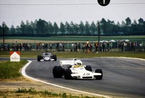Carlos Reutemann, Brabham BT37 Ford, Carlos Pace, March 711 Ford