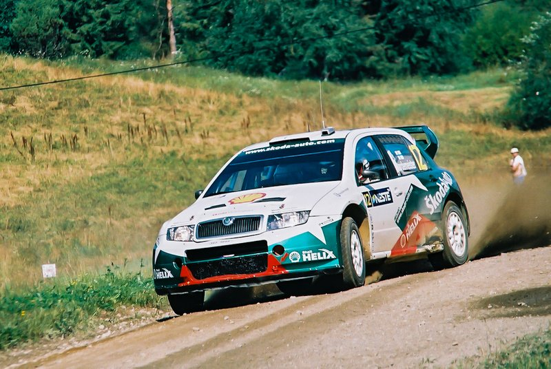 Rally Finland 2004
